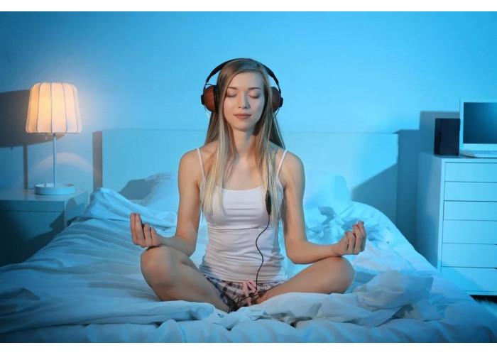 Медитация перед сном: как правильно делать