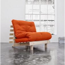 Кресло-кровать с футоном BERENIS ORANGE