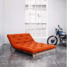 Диван-кровать с футоном BERENIS ORANGE