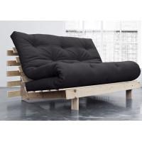 Диван-кровать с футоном BERENIS BLACK