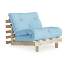Кресло-кровать с футоном BERENIS BLUE