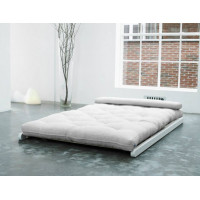 Диван-кровать с футоном SAVAREN WHITE