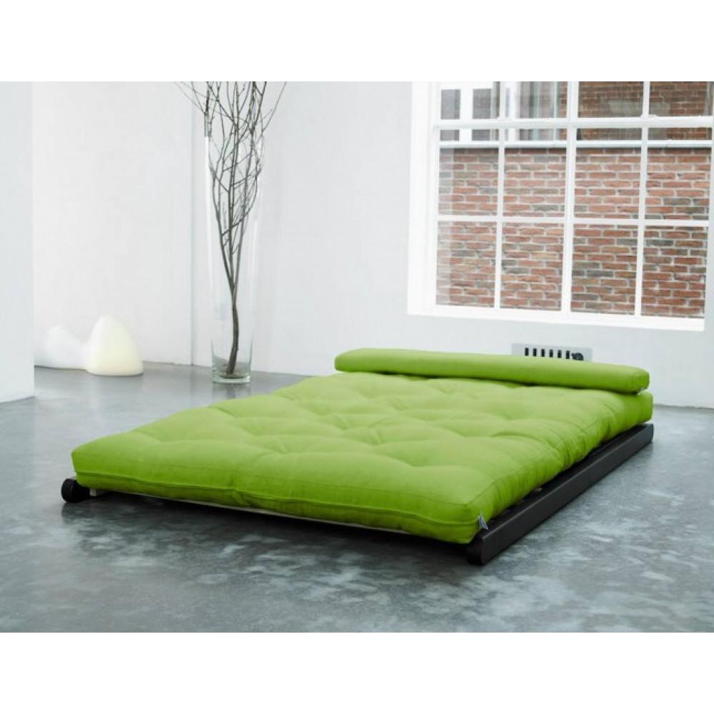 Диван-кровать с футоном SAVAREN GREEN