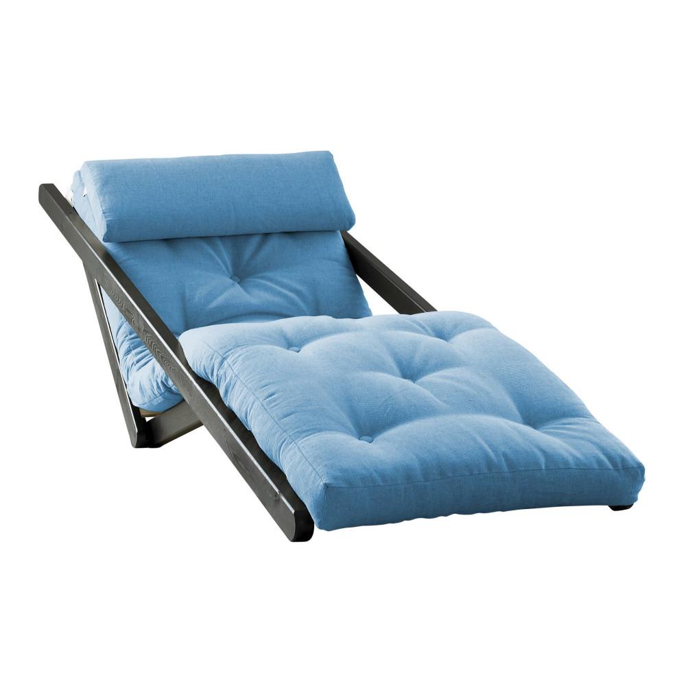 Кресло-кровать с футоном SAVAREN BLUE