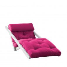 Кресло-кровать с футоном SAVAREN PINK
