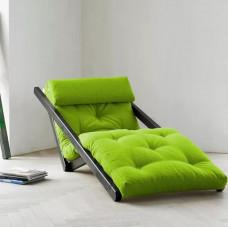 Кресло-кровать с футоном SAVAREN LIGHT GREEN