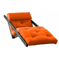 Кресло-кровать с футоном SAVAREN ORANGE