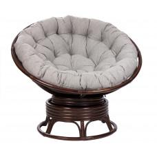 Круглое кресло-качалка PAPASUN SWIVEL ROCKER орех