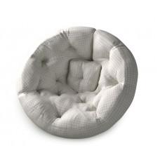 Кресло футон Genso White