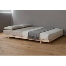 Кровать в японском стиле NN COBA (массив бук)