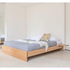 Кровать в японском стиле NN KUTA (массив бук)