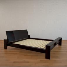 Кровать в японском стиле NN Маито (массив бук)