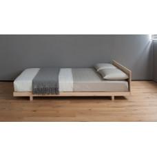 Кровать в японском стиле NN Лоу (массив бук)