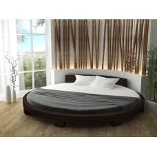 Японская круглая кровать Нагоя